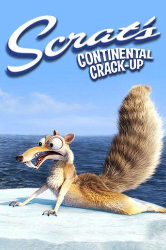 Scrat's Continental Crack-Up Poster