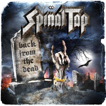 Spinal Tap: Back From The Dead Poster