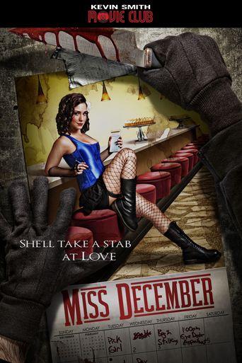 Miss December Poster