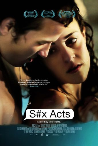 S#x Acts Poster