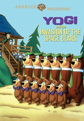 Yogi and the Invasion of the Space Bears Poster