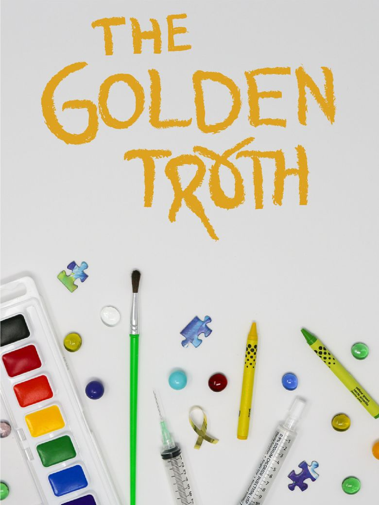 The Golden Truth Poster