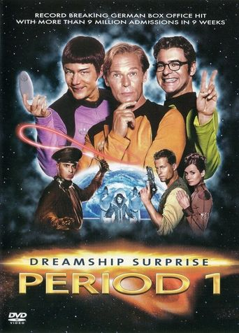 Dreamship Surprise - Period 1 Poster