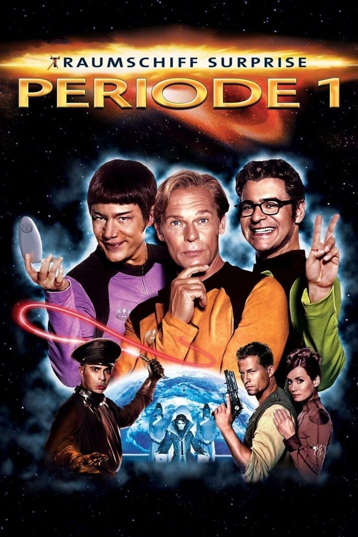 Dreamship Surprise - Period 1 Poster