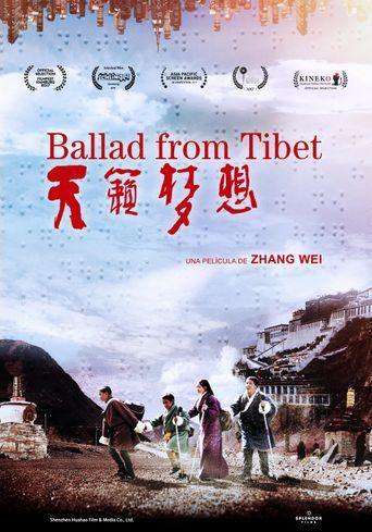 Ballad from Tibet Poster