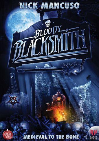 Bloody Blacksmith Poster