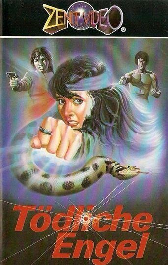 Deadly Angels Strike Back Poster