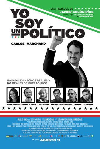 Yo soy un político Poster