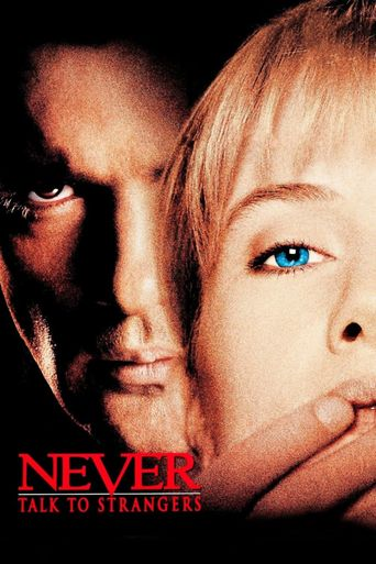 Never Talk to Strangers Poster