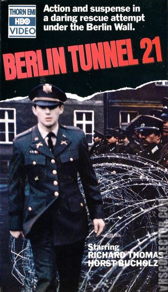 Berlin Tunnel 21 Poster