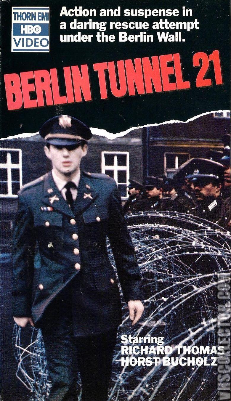 Berlin Tunnel 21 Poster