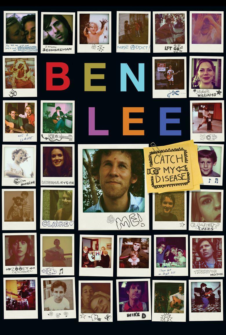 Ben Lee: Catch My Disease Poster