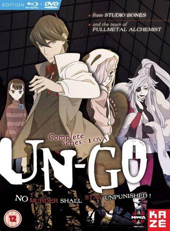 Un-Go Episode:0 Ingaron Poster