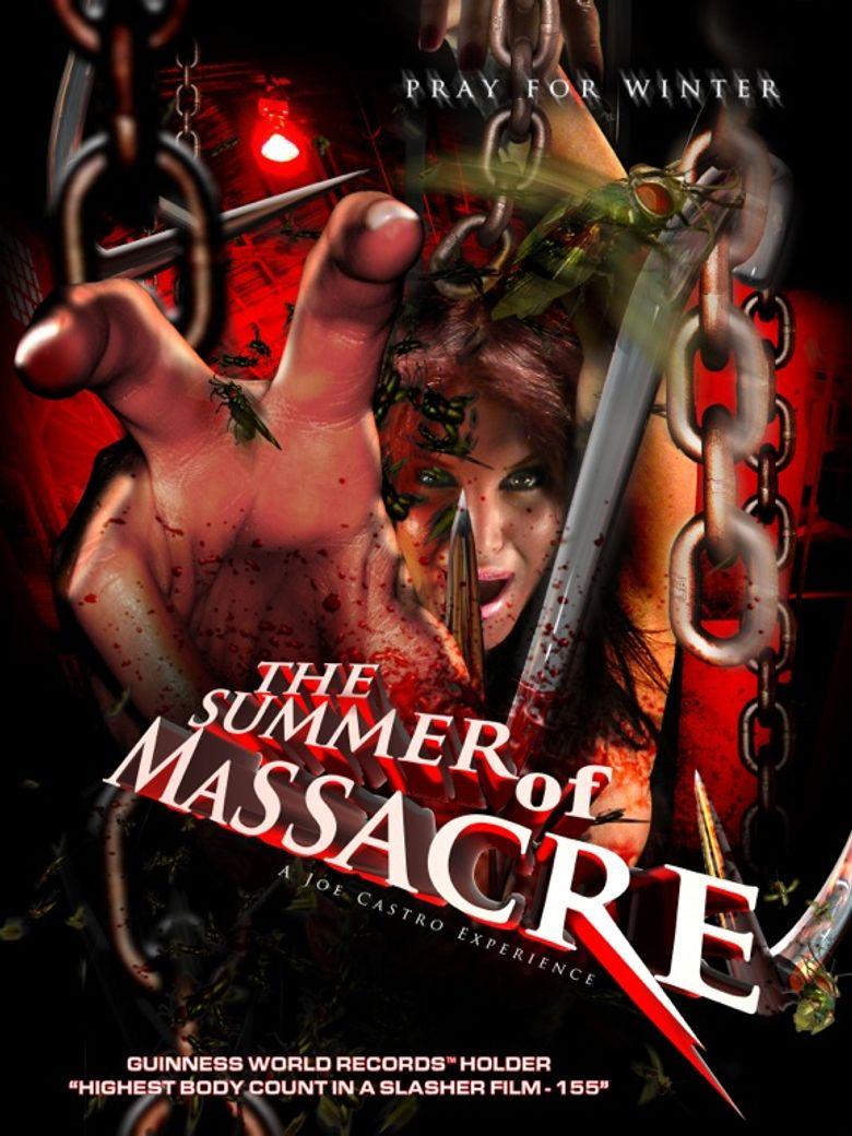 The Summer of Massacre Poster