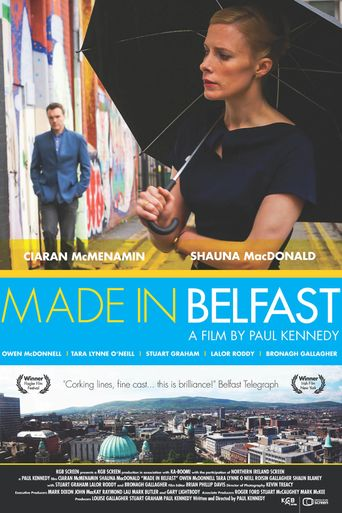 Made in Belfast Poster