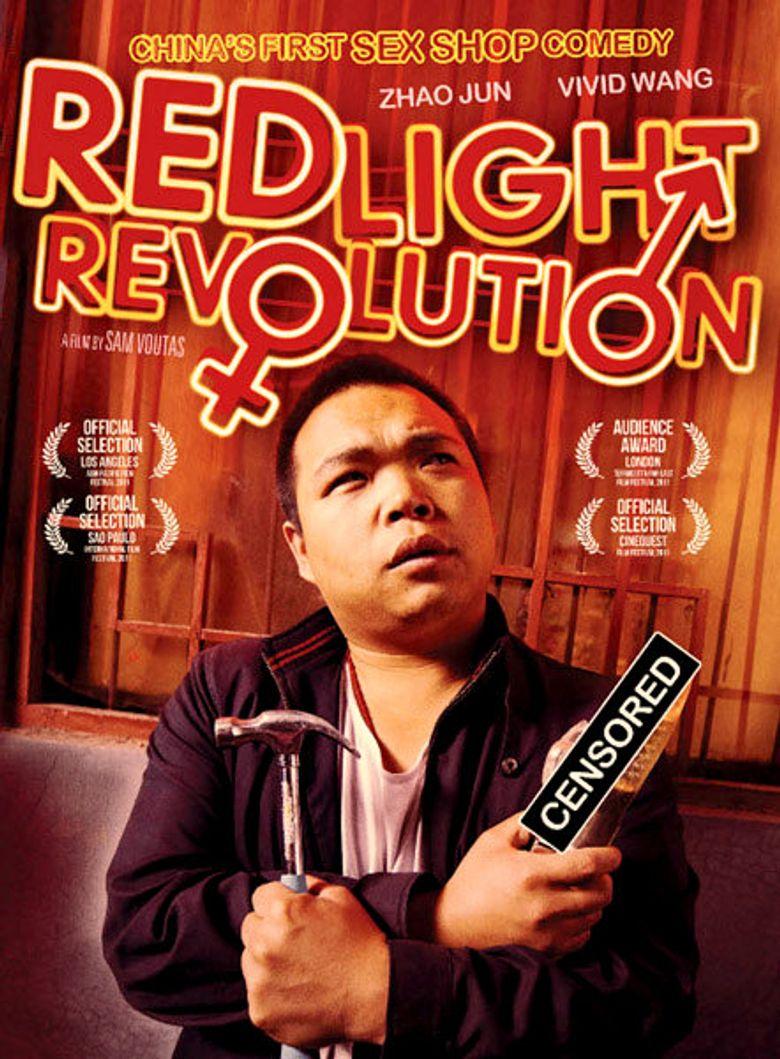 Red Light Revolution Poster