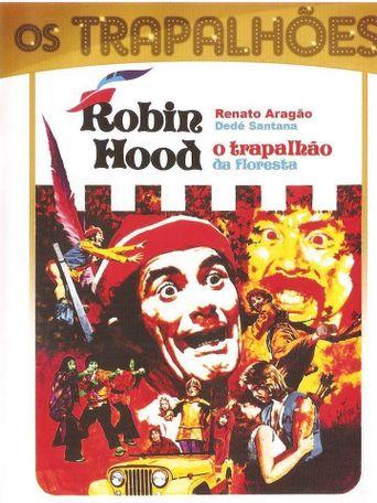 Robin Hood, O Trapalhão da Floresta Poster