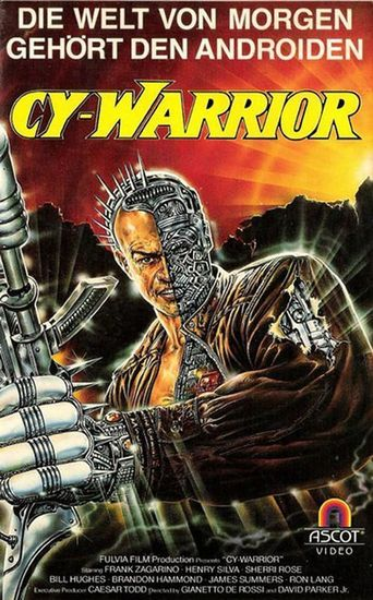 Cy-Warrior Poster