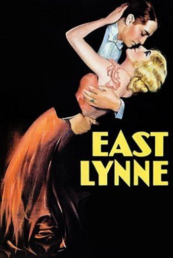 East Lynne Poster