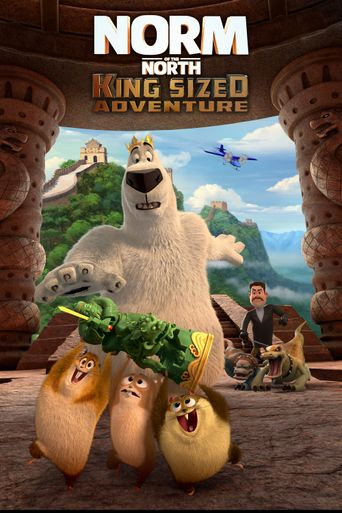 Norm of the North: King Sized Adventure Poster
