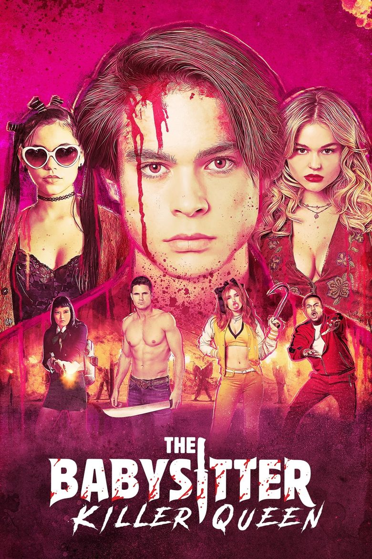 The Babysitter: Killer Queen Poster