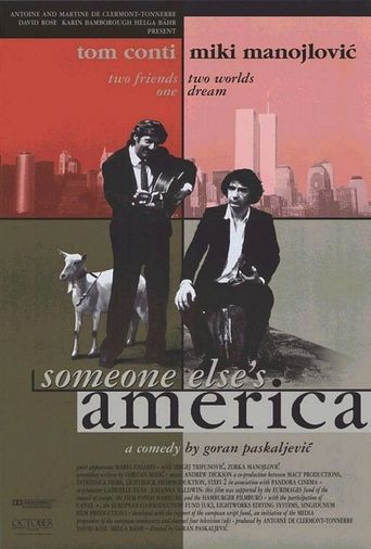 Someone Else's America Poster