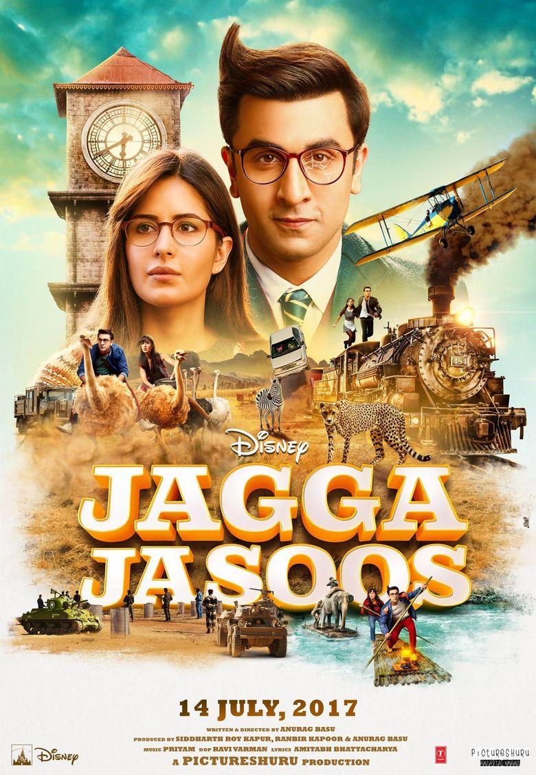 Jagga Jasoos Poster