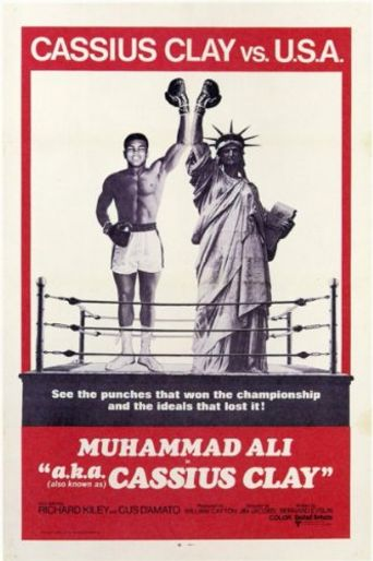 a.k.a. Cassius Clay Poster