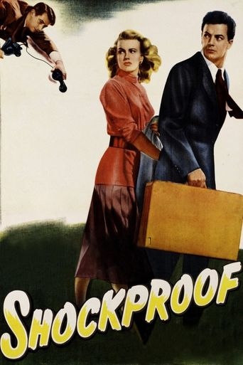 Shockproof Poster