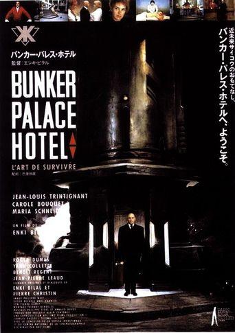 Bunker Palace Hôtel Poster