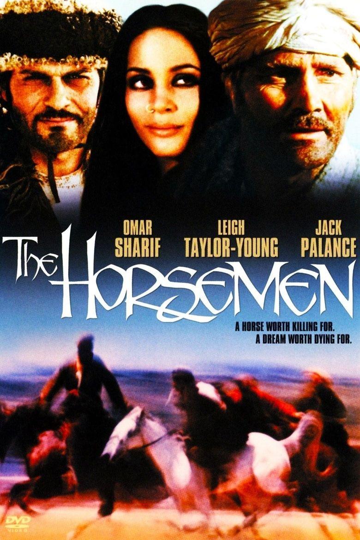The Horsemen Poster
