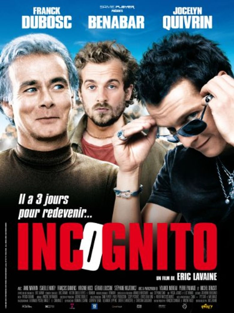 Watch Incognito