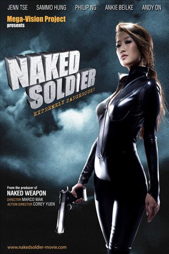 Naked Soldier Poster