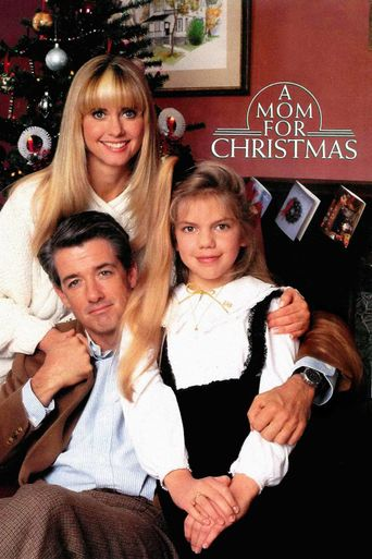 A Mom for Christmas Poster