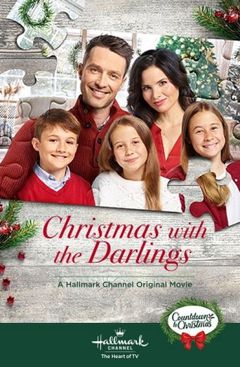 Christmas with the Darlings Poster