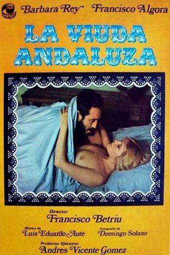 La viuda andaluza Poster