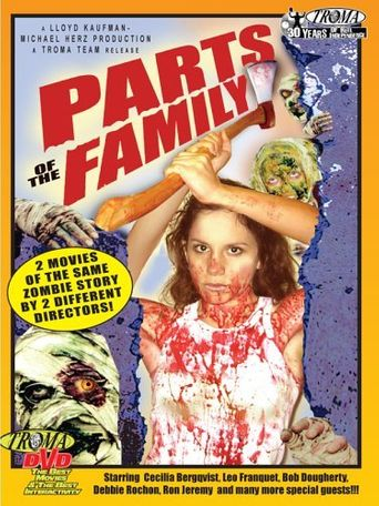 Parts of the Family Poster