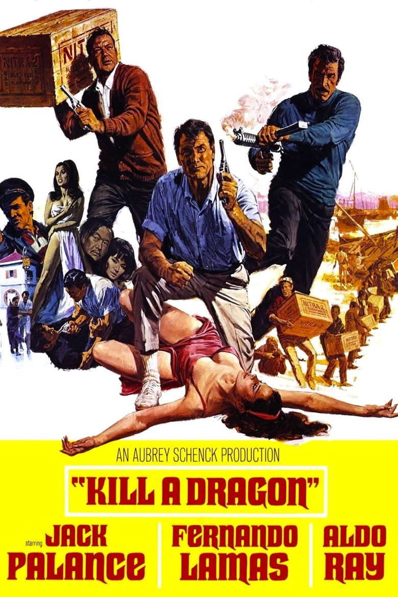 Kill a Dragon Poster