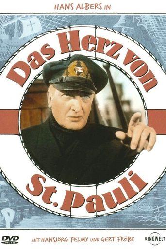 Das Herz von St. Pauli Poster
