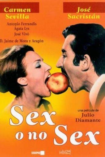 Sex o no sex Poster