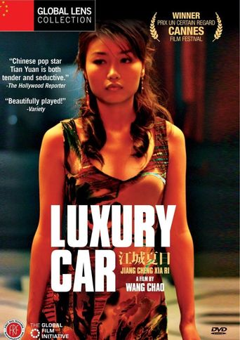 Luxury Car Poster