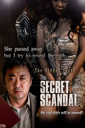 The Secret Scandal Poster