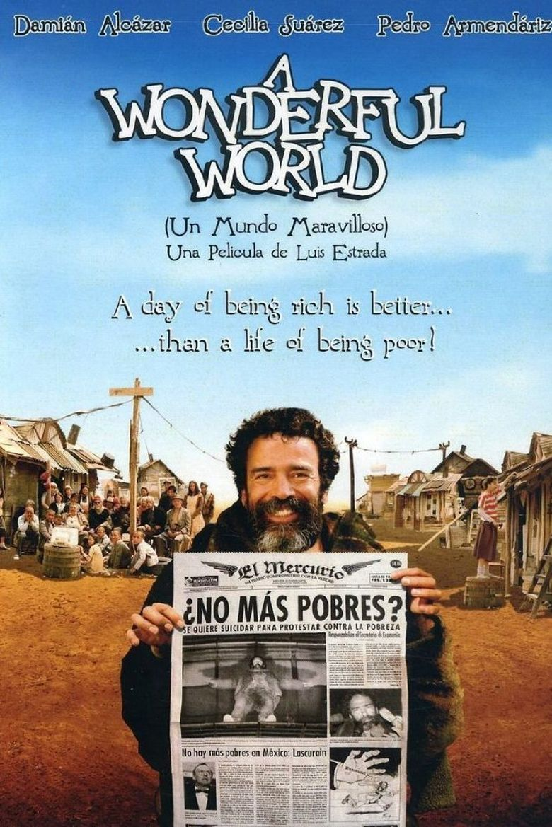 A Wonderful World Poster