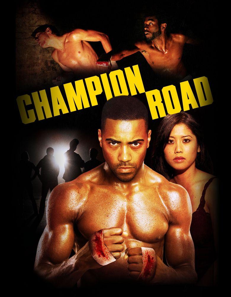 Champion Road Poster