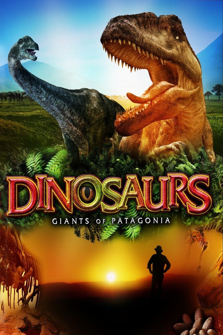 Dinosaurs: Giants of Patagonia Poster