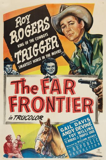 The Far Frontier Poster