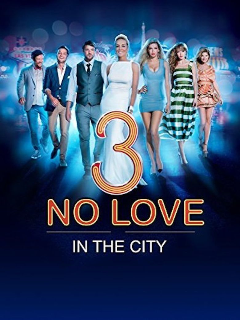 Love and the City 3 Poster