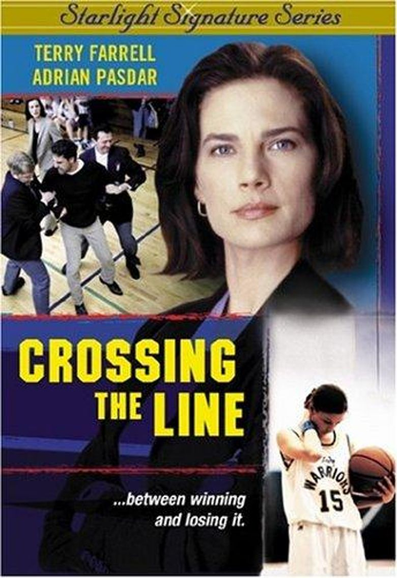 Crossing the Line Poster