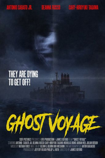 Ghost Voyage Poster