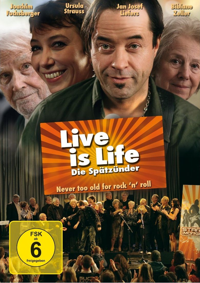 Live is Life Poster